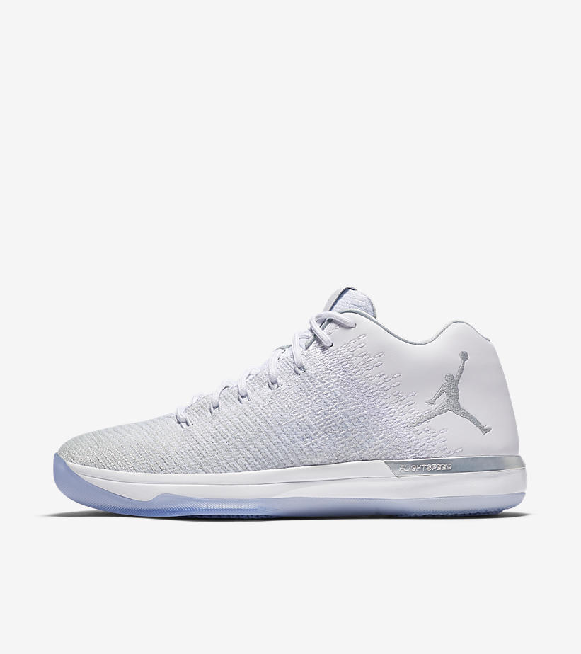 100% high quality half off store The Air Jordan XXXI Low 'Pure Money' is Available Now ...