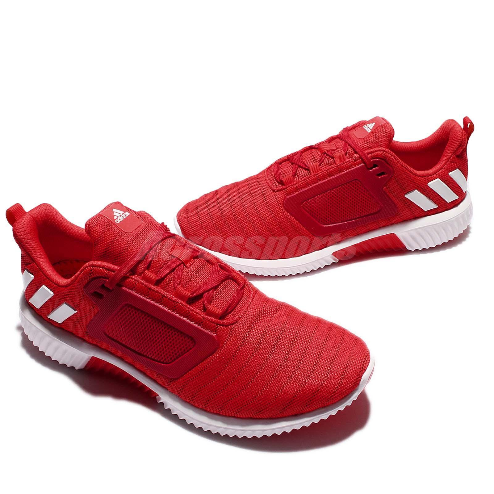 Adidas Climacool - Red-Full All - WearTesters