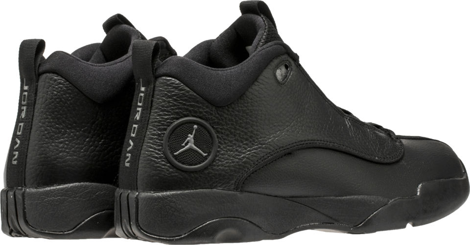 competitive price d2e3a 42706 Air Jordan Jumpman Pro - Black - Back - WearTesters