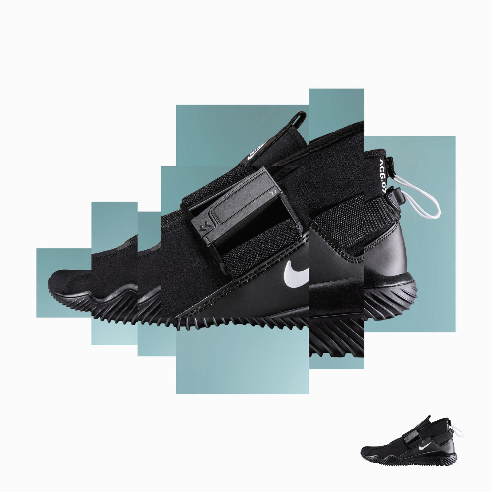 Check Out NikeLab's ACG.07.KMTR Innovative Laceless Design-4