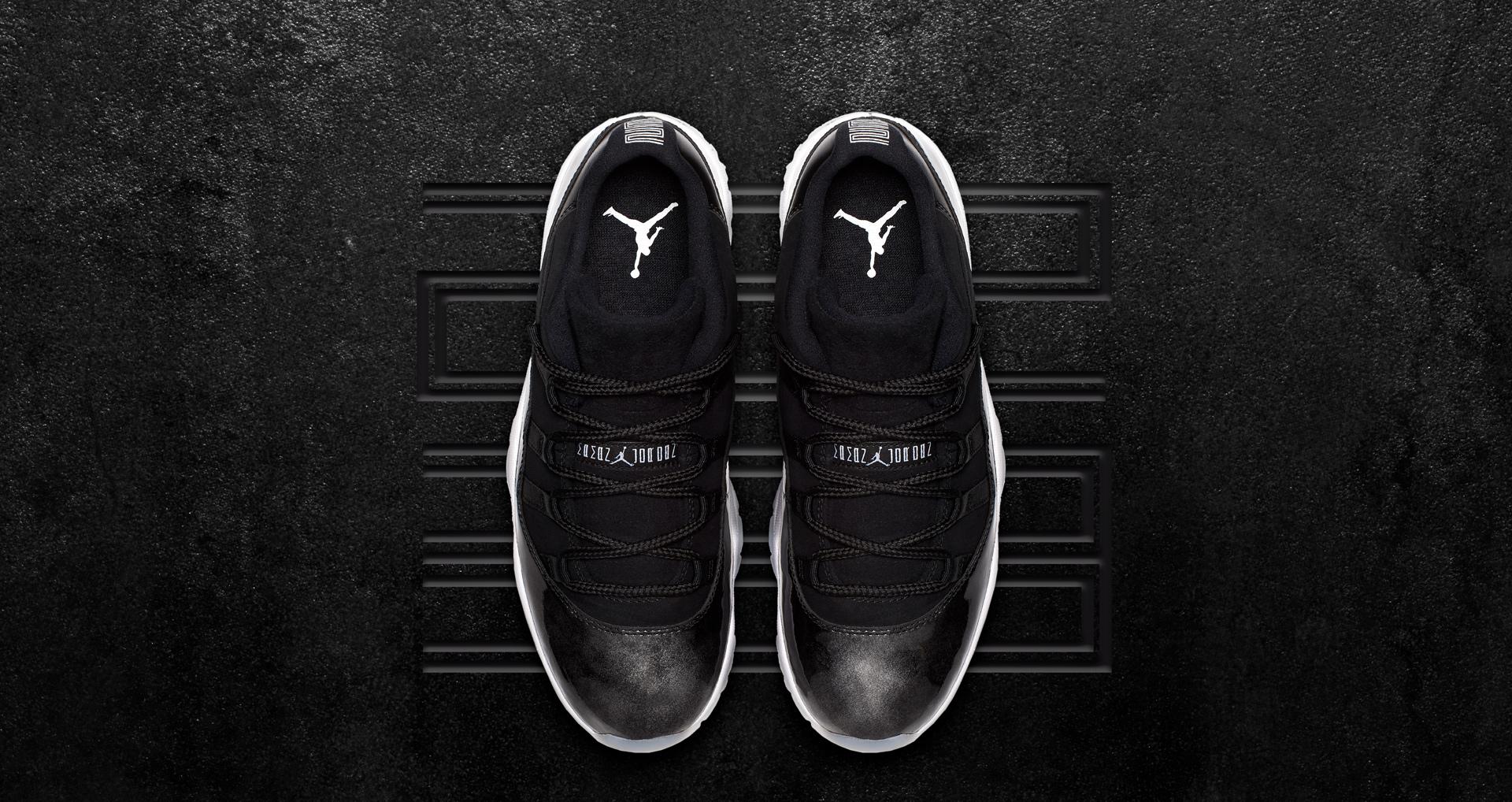 Get a Close Look at the Air Jordan 11 'Baron'-6