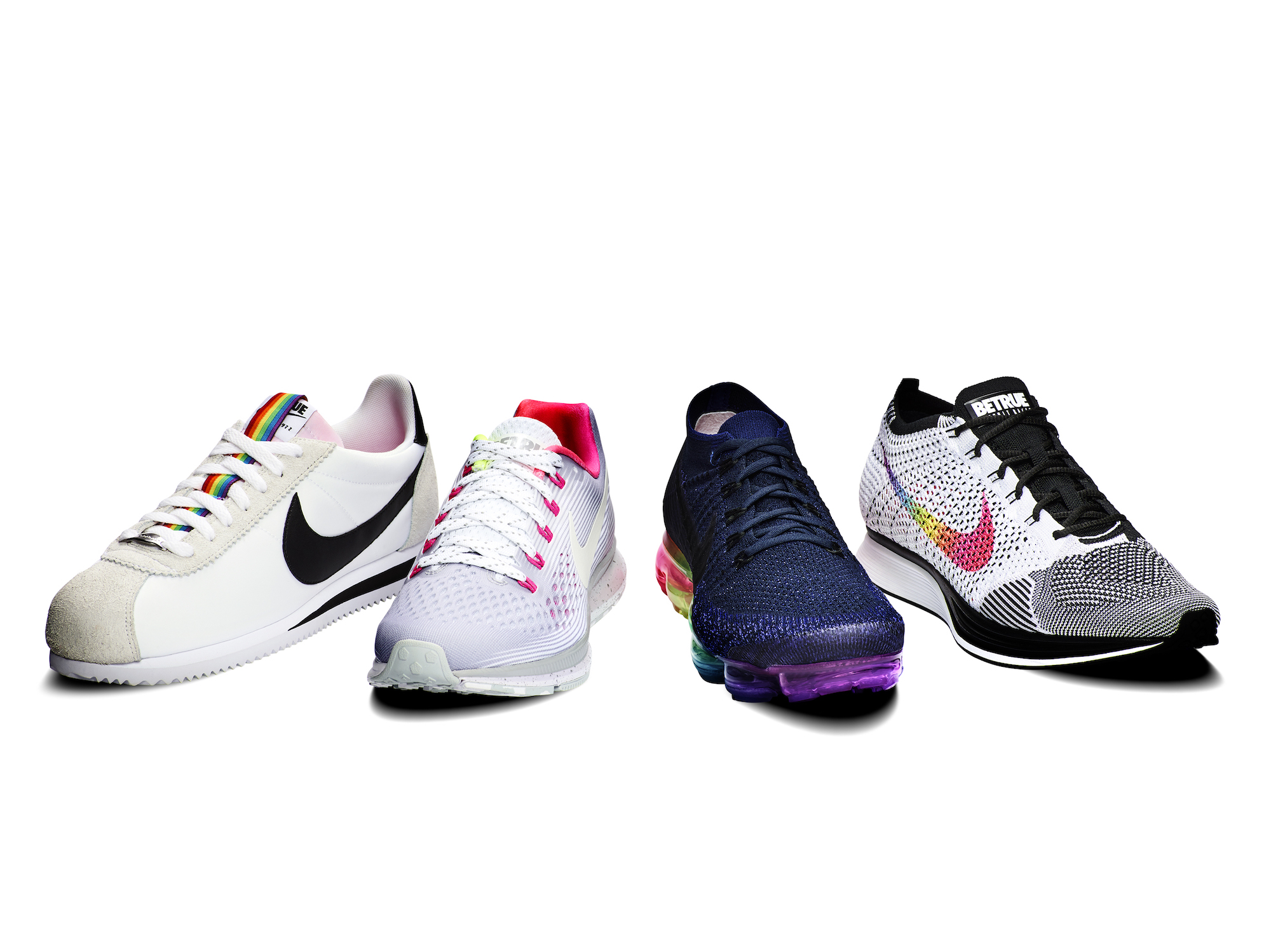 nike BETRUE 2017 collection