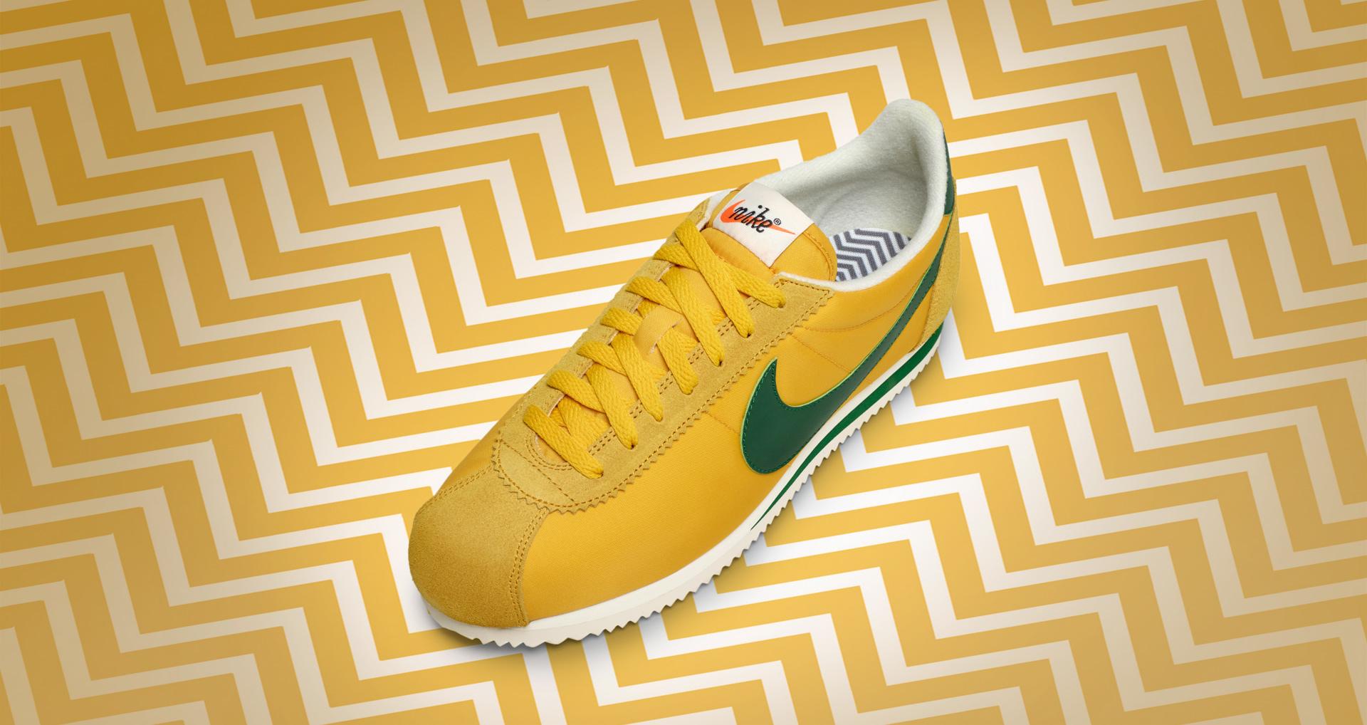 Nike Cortez – 45 Anniversary – Oregan – Design