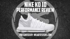 Nike KD 10 Performance Review main