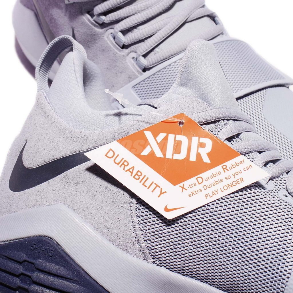 XDR Rubber traction