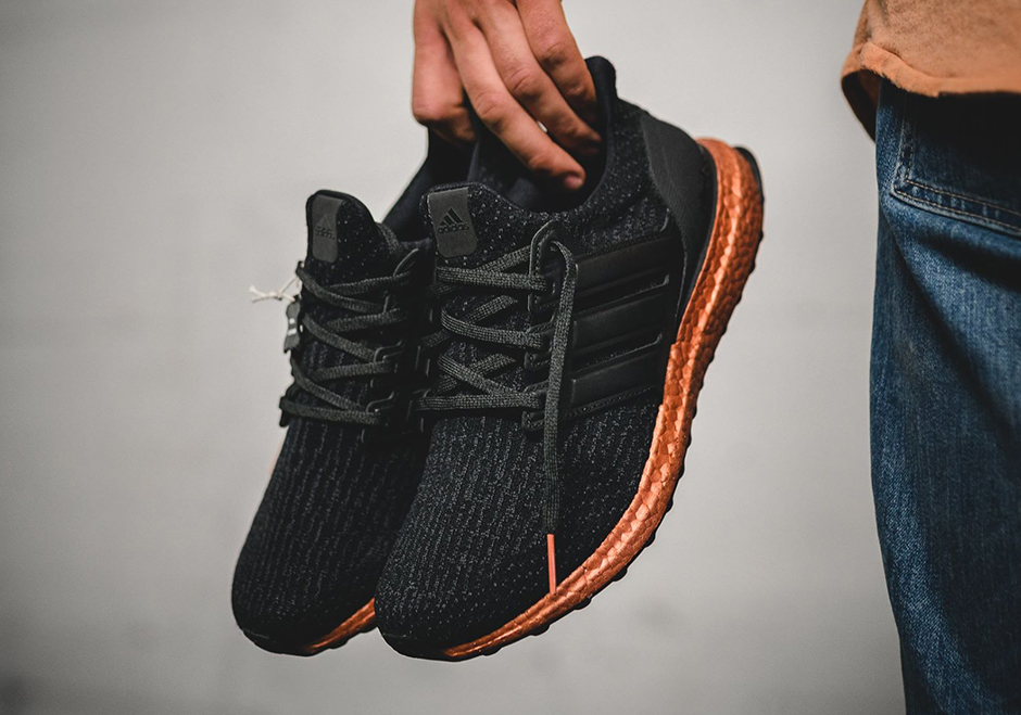 oscuridad Persona a cargo Prevalecer  The adidas Ultra Boost 'Bronze Boost' Drops Next Week - WearTesters