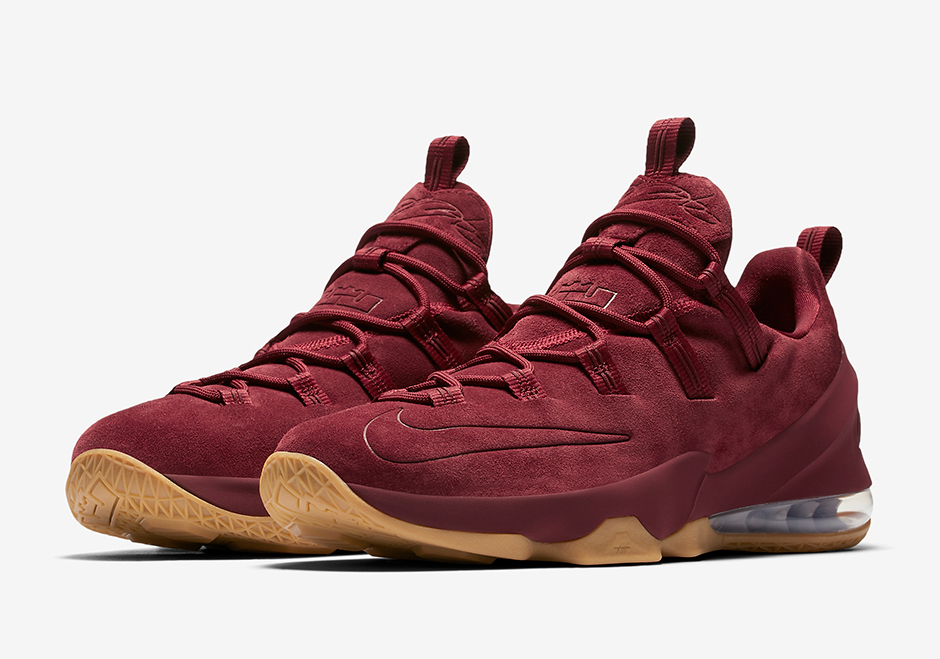 Two Pairs of the Nike LeBron 13 Low Are Dropping at the Top of the Month-1