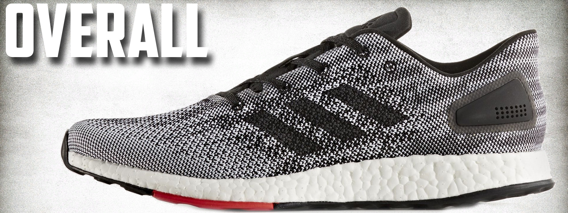 ADIDAS PURE BOOST DPR (RUNNING SHOE REVIEW): Expect the