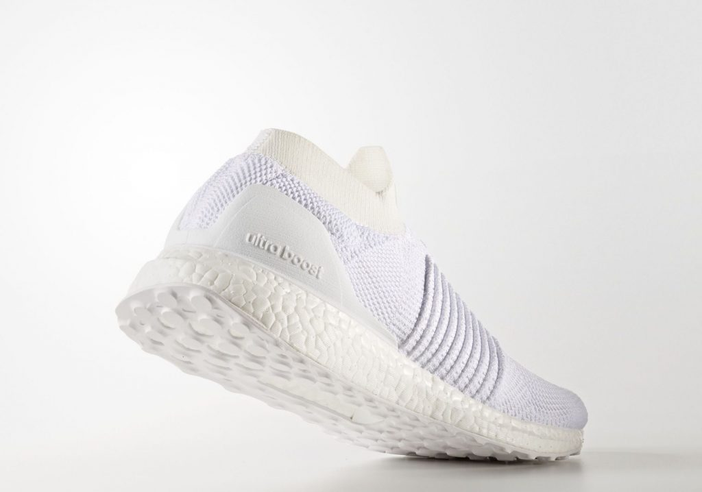 preview of cozy fresh various styles The adidas UltraBoost Goes Laceless in Triple White for ...