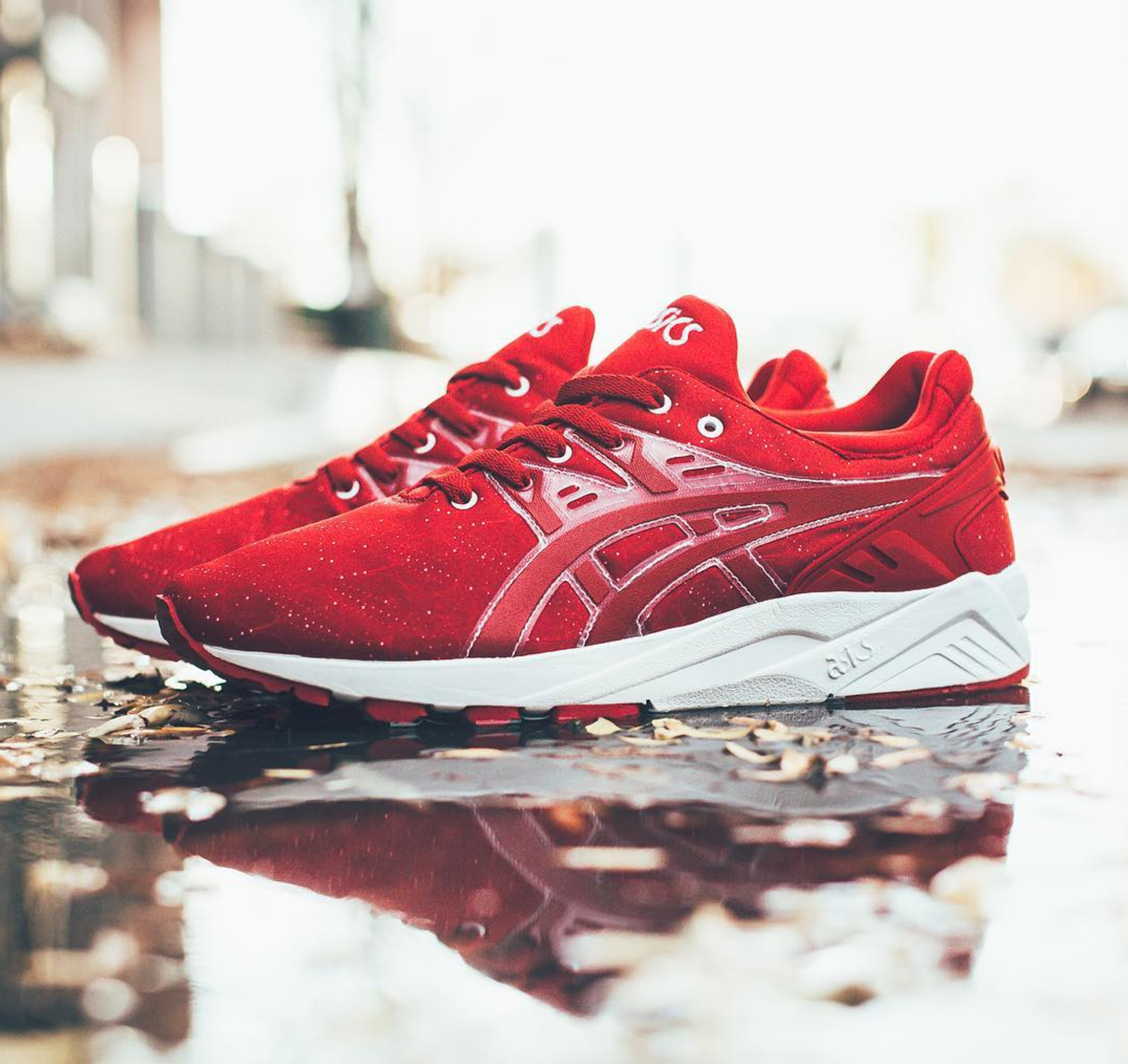 asics tiger gel-kayano trainer evo