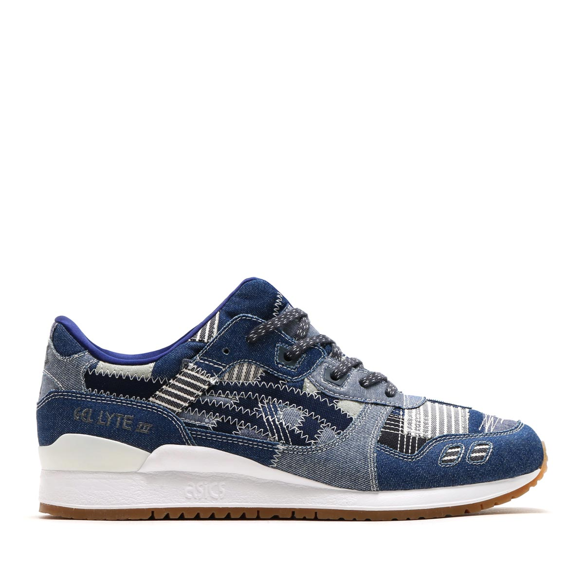 asics tiger gel-lyte ii ranru pack indigo blue 4