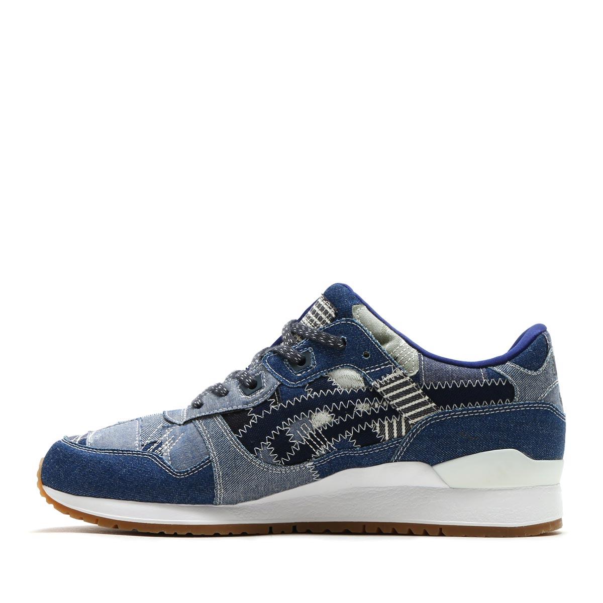 asics tiger gel-lyte ii ranru pack indigo blue 5