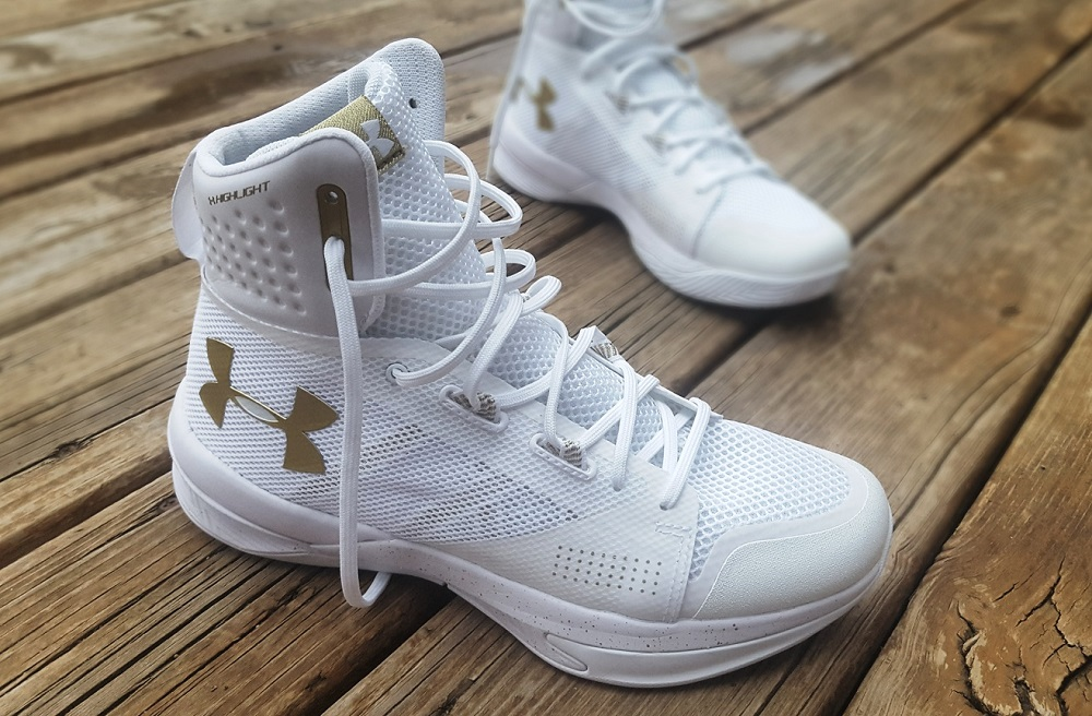 under armour highlight ace 2 - WearTesters