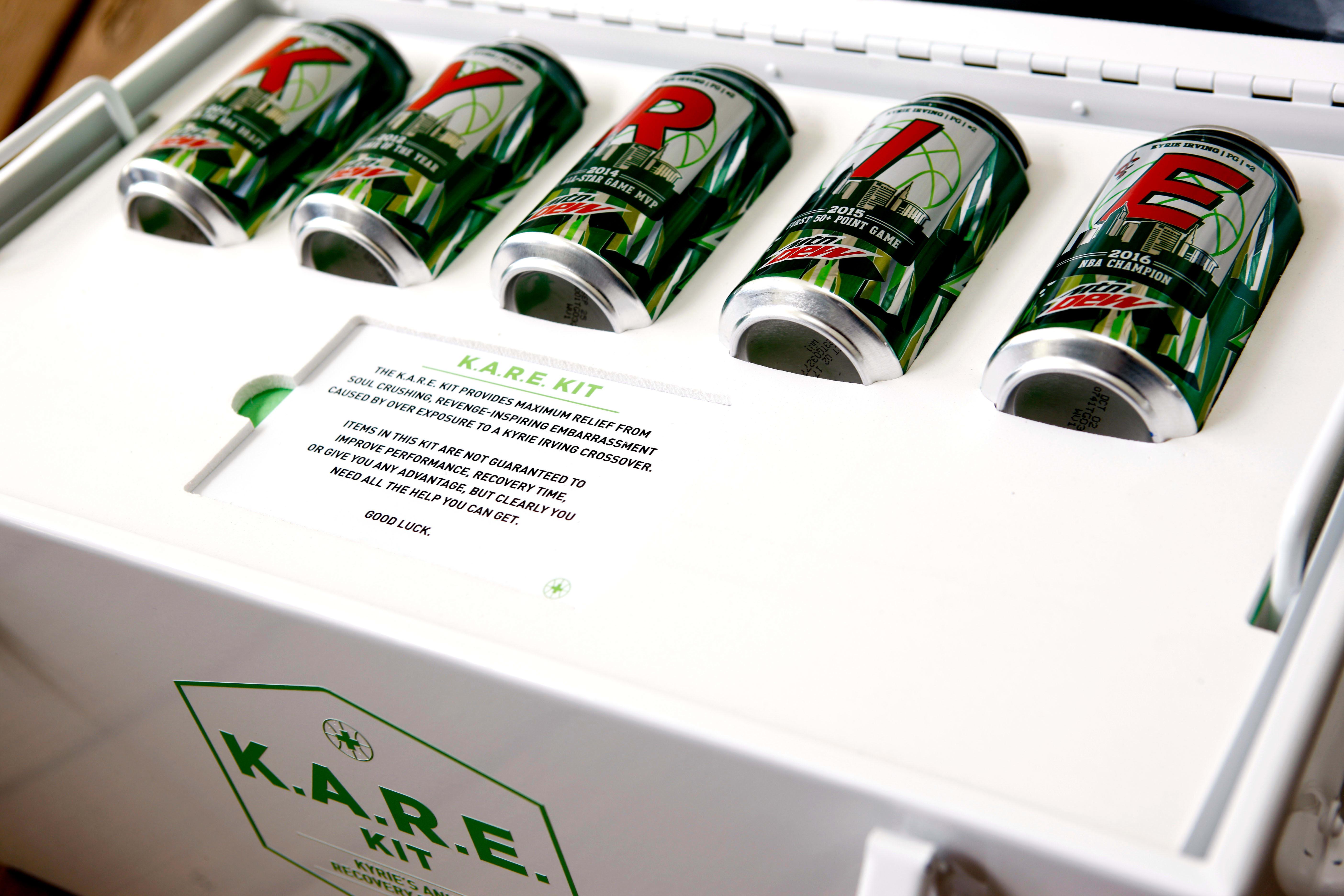 kyrie mountain dew kit