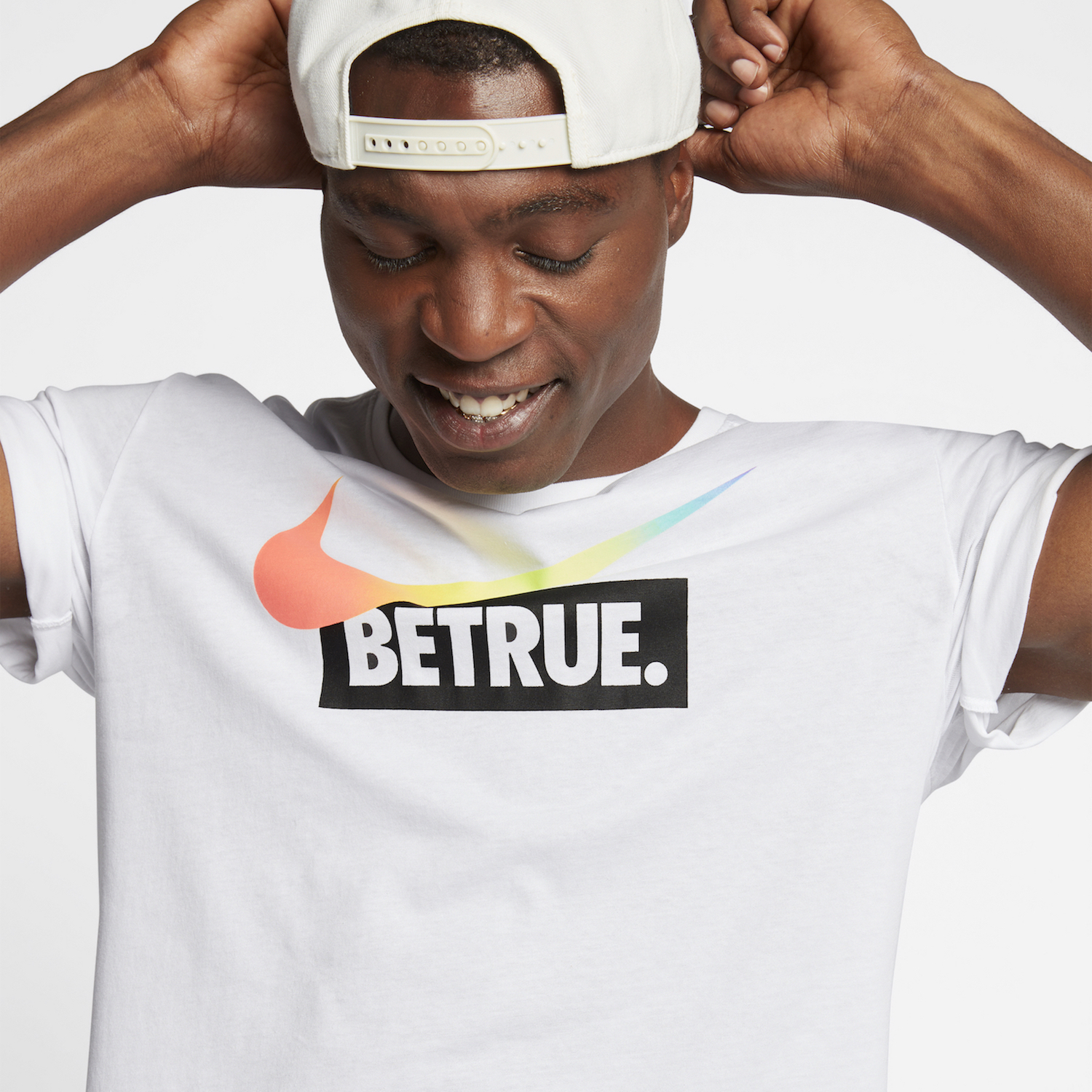 nike BETRUE 2017 collection t-shirt 1