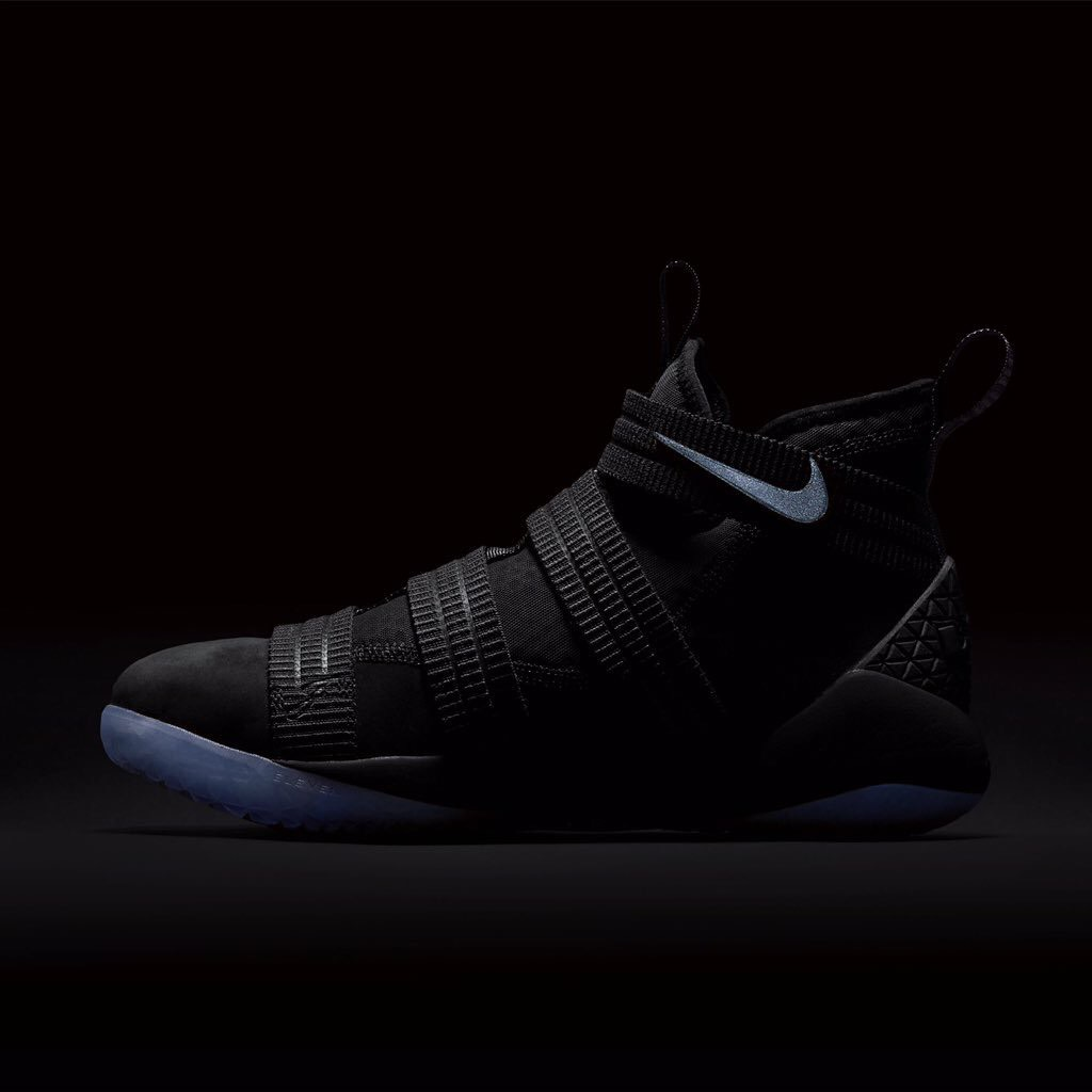 nike lebron soldier 11 SFG strive for greatness 5