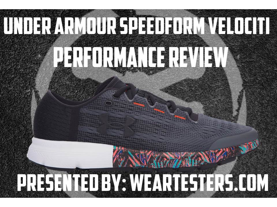 under armour speedform velociti performance review featured