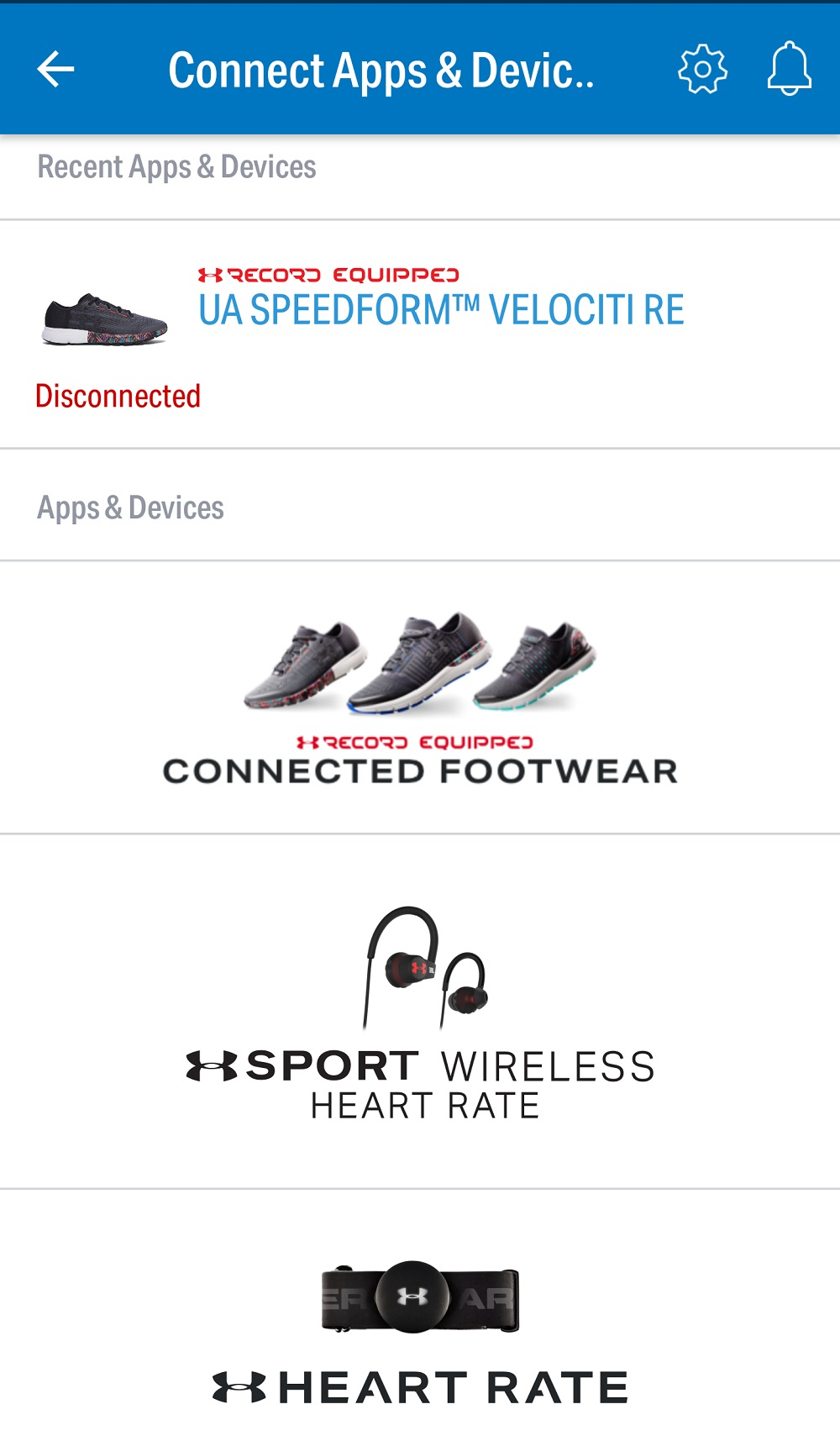 under armour speedform velociti performance review setup 2
