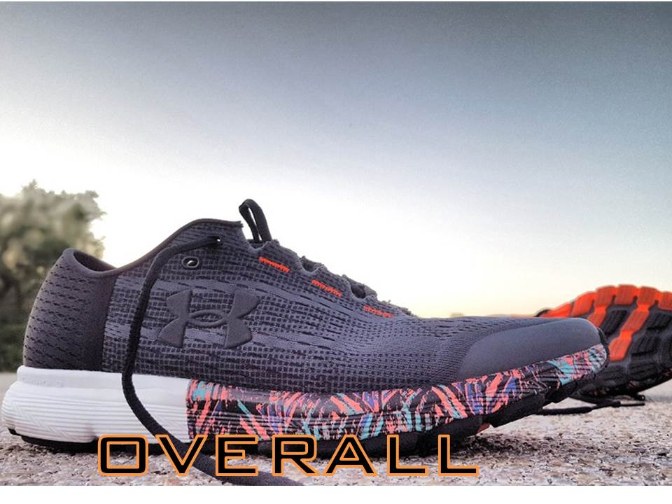under armour speedform velociti performance review overall