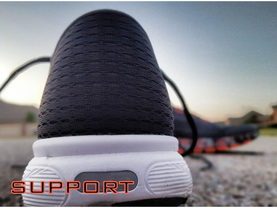 under armour speedform velociti performance review support