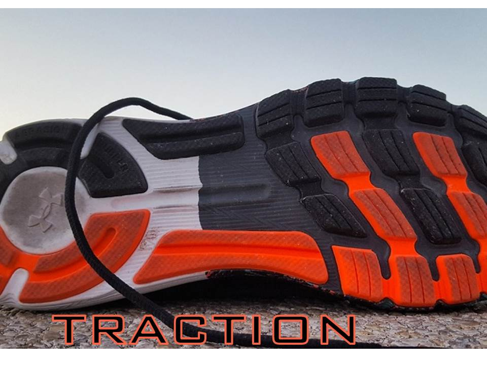 under armour speedform velociti performance review traction