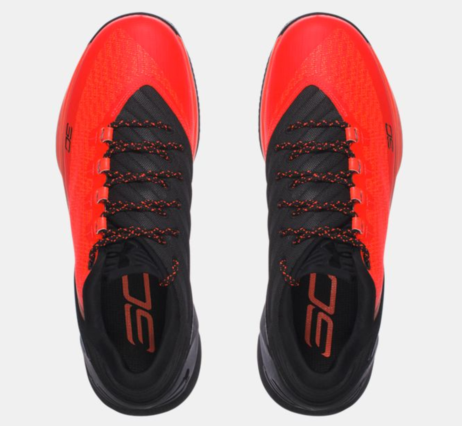 under armour curry 3 low phoenix fire 1