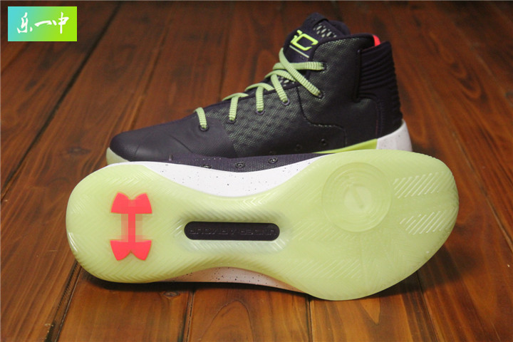 The Under Armour Curry 3ZER0 'Imperial
