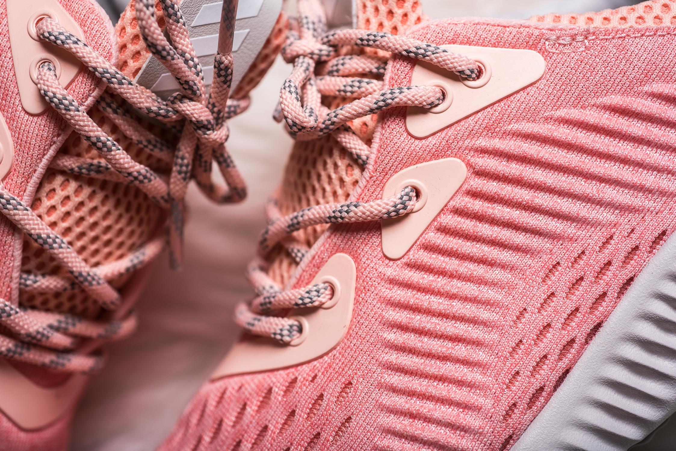 womens adidas Alphabounce EM Pink 7