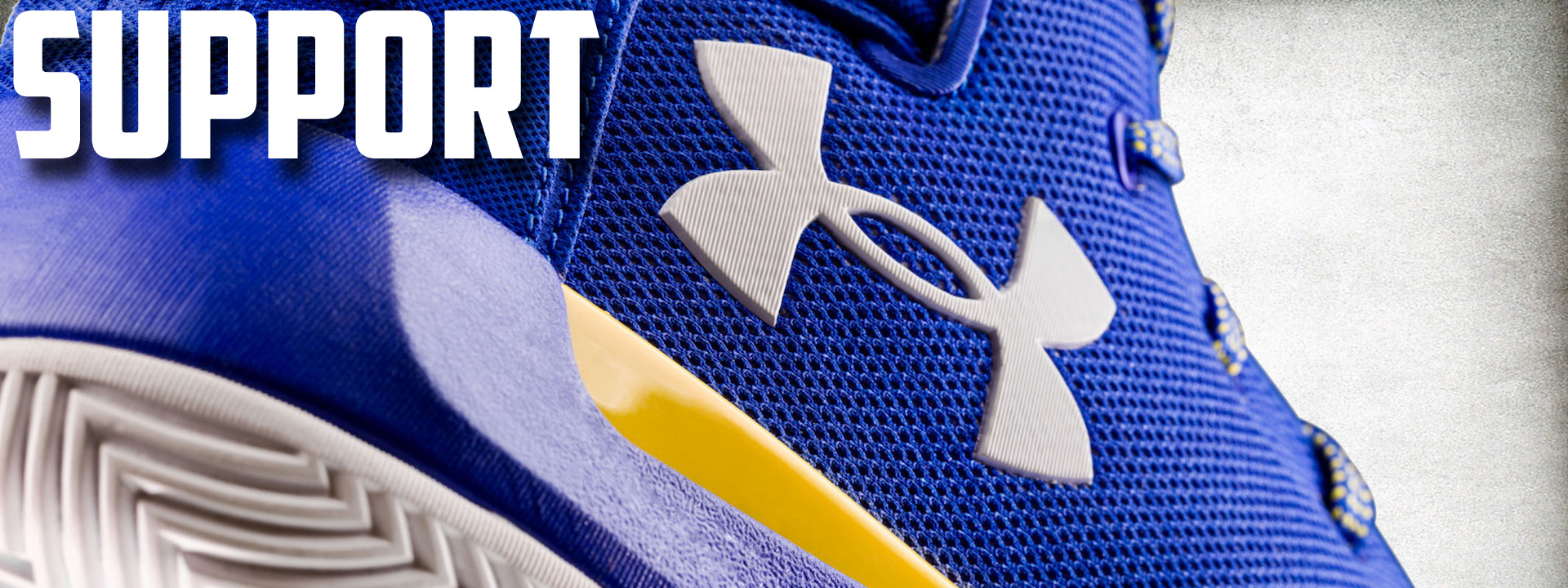 Under Armour Curry 3 ZER0 performance review support