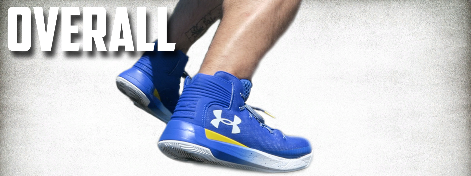 Under Armour Curry 3 ZER0 performance review overall