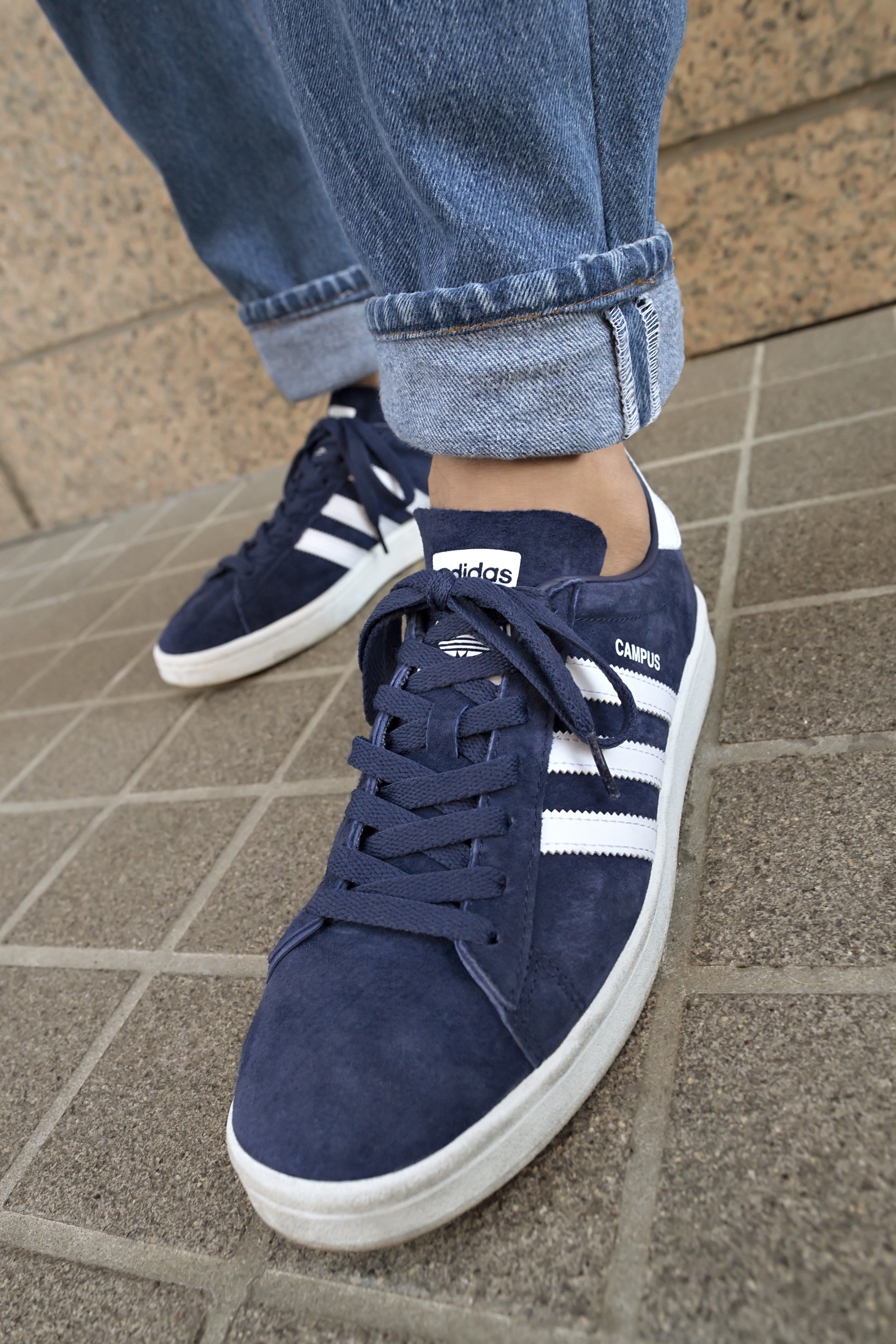 adidas campus blue 2