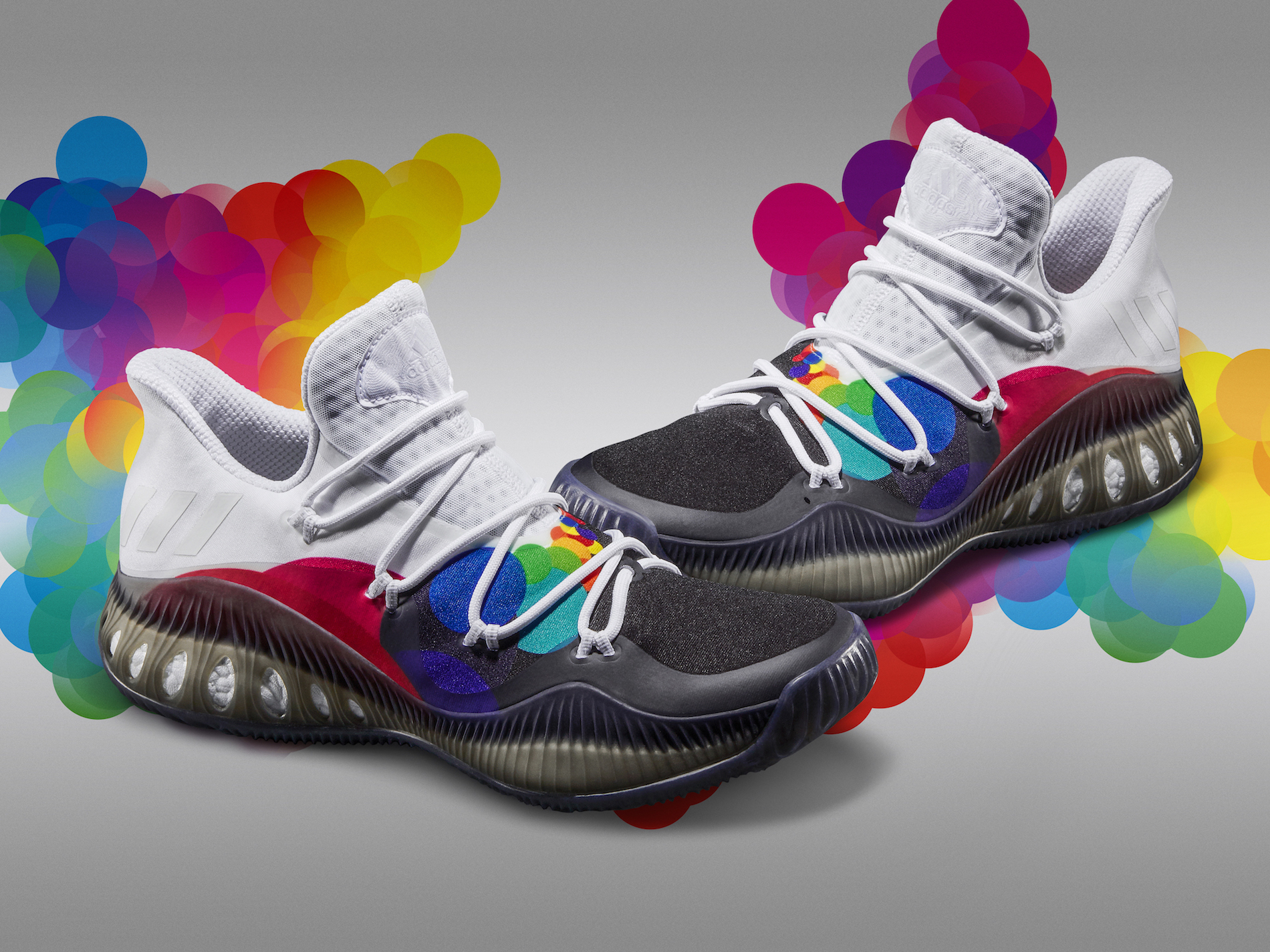 adidas pride pack crazy explosive low 1