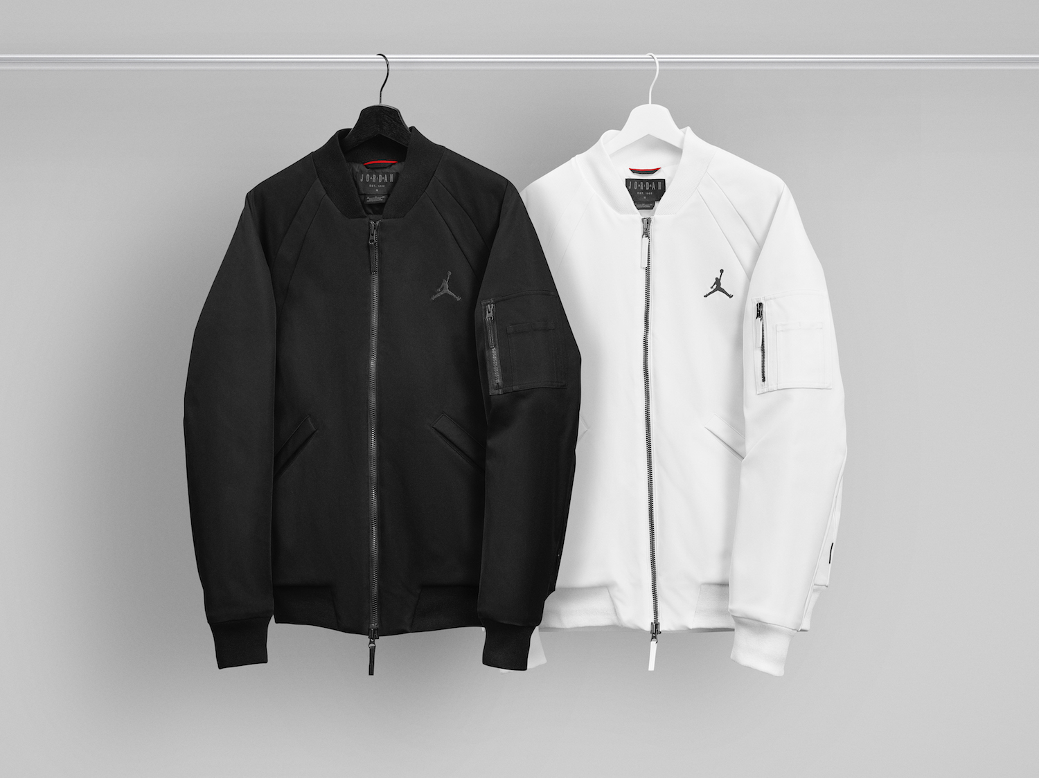 gloria Lógico Oceanía  jordan brand fall 17 apparel collection jordan wings MA-I jacket 1 -  WearTesters