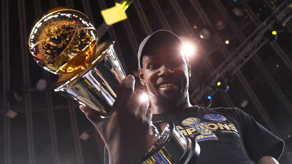 kd making a champion