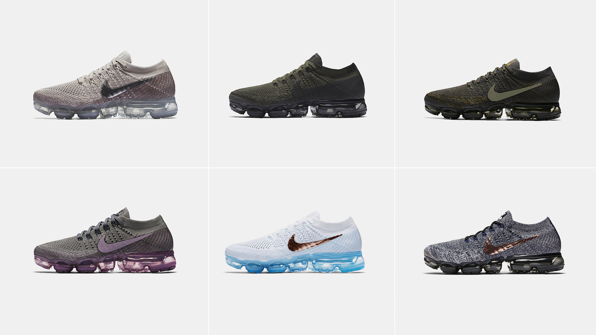 nike air vapormax flyknit fall 2017