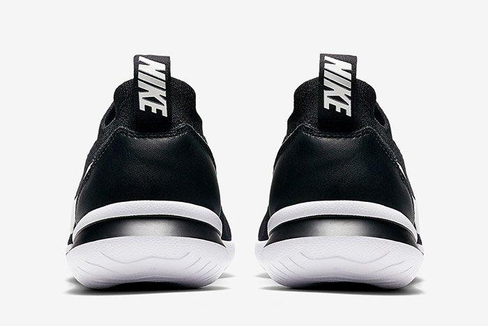 nike cortez black white flyknit 11