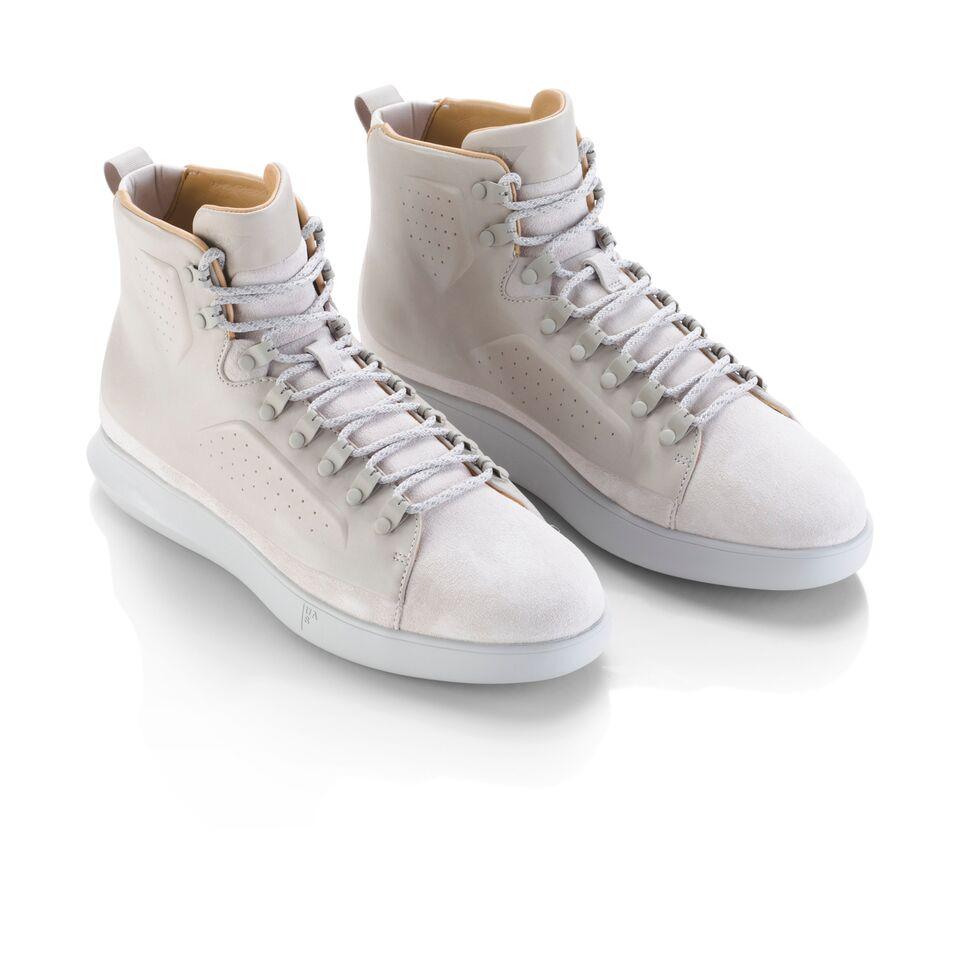 uas club sneaker high bone