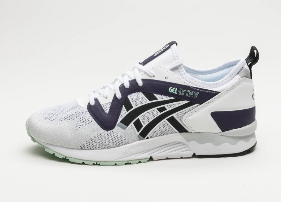 sports shoes 47f90 76fcf Asics Tiger Releases an Updated No Sew Gel-Lyte V Build ...