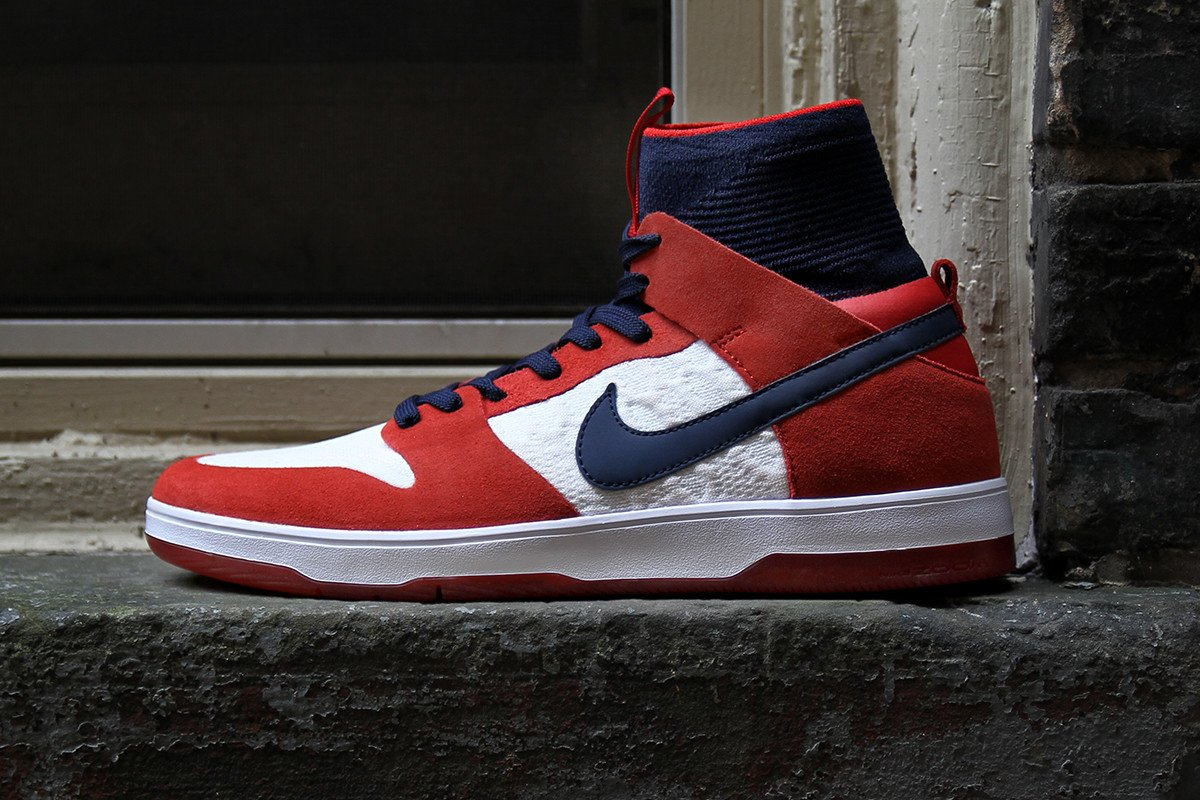Another Classic Air Jordan Inspires this Colorway of the Nike zoom Dunk High Elite-7