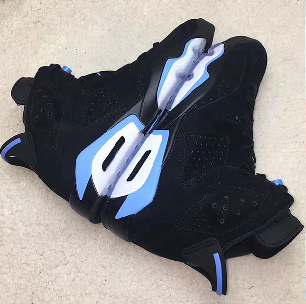 Find Out When the Air Jordan 6 'UNC' Will Release