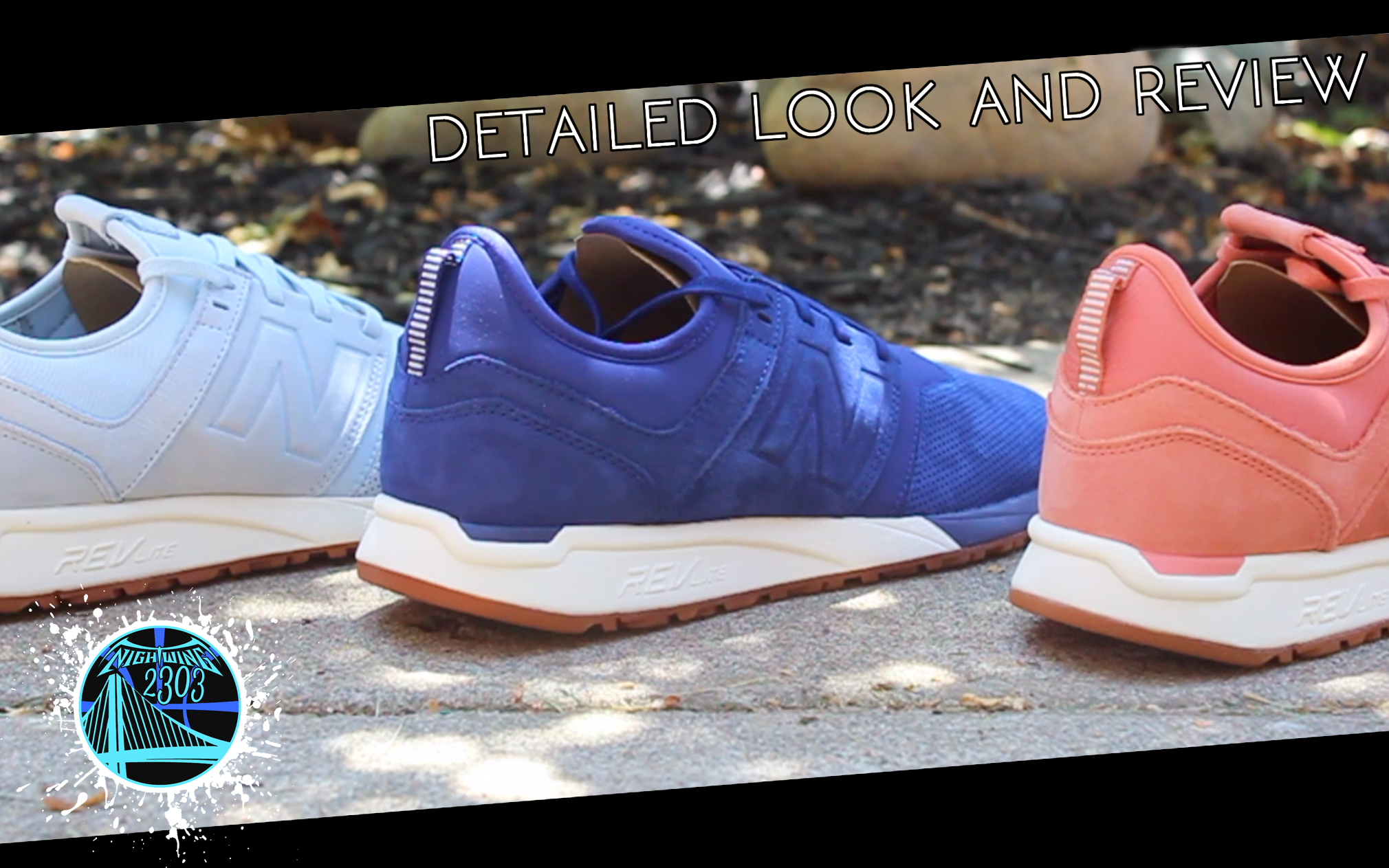 New Balance 247 Lux 'Dawn till Dusk' Pack | Detailed Look and Review