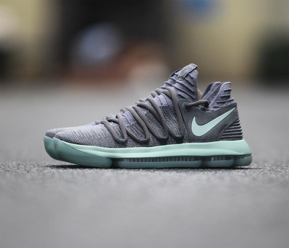 Get Up Close and Personal with the Nike KD 10 'Igloo' - WearTesters