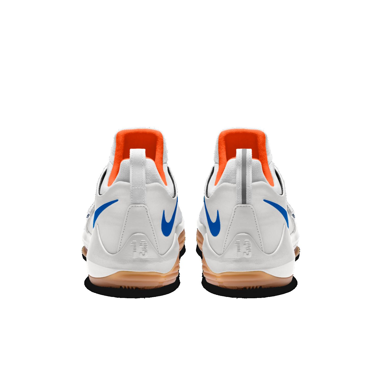 New OKC Thunder Themed Nike PG1 Colorways Have Hit NIKEiD
