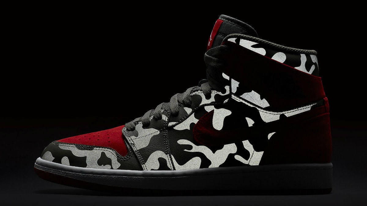 Reflective Camo Air Jordan 1 Retros?-4