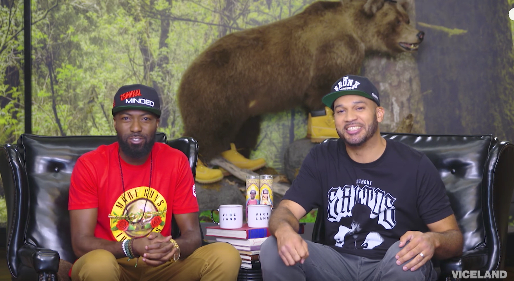 desus and mero nike air money