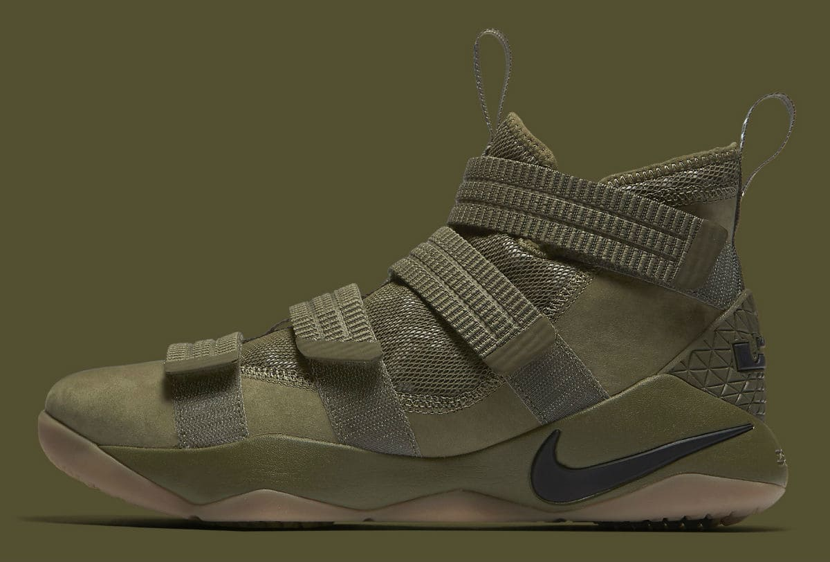 The Nike LeBron Soldier 11 Gets an