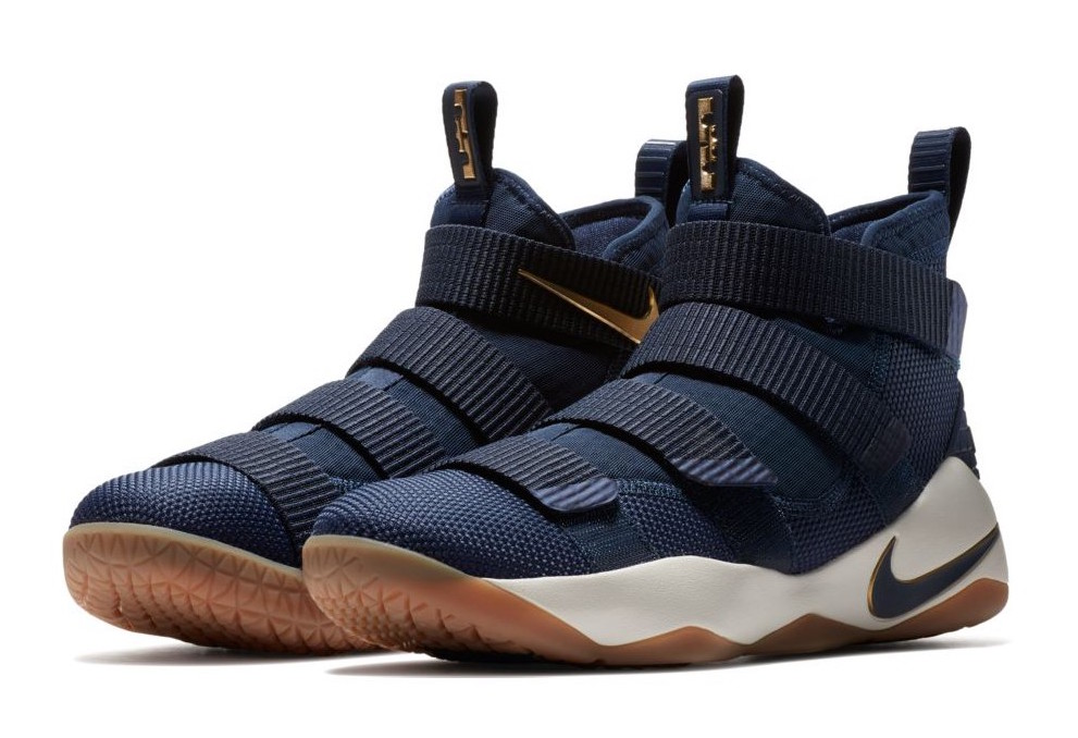 This Nike LeBron Soldier 11 is Ready to #DefendTheLand-4