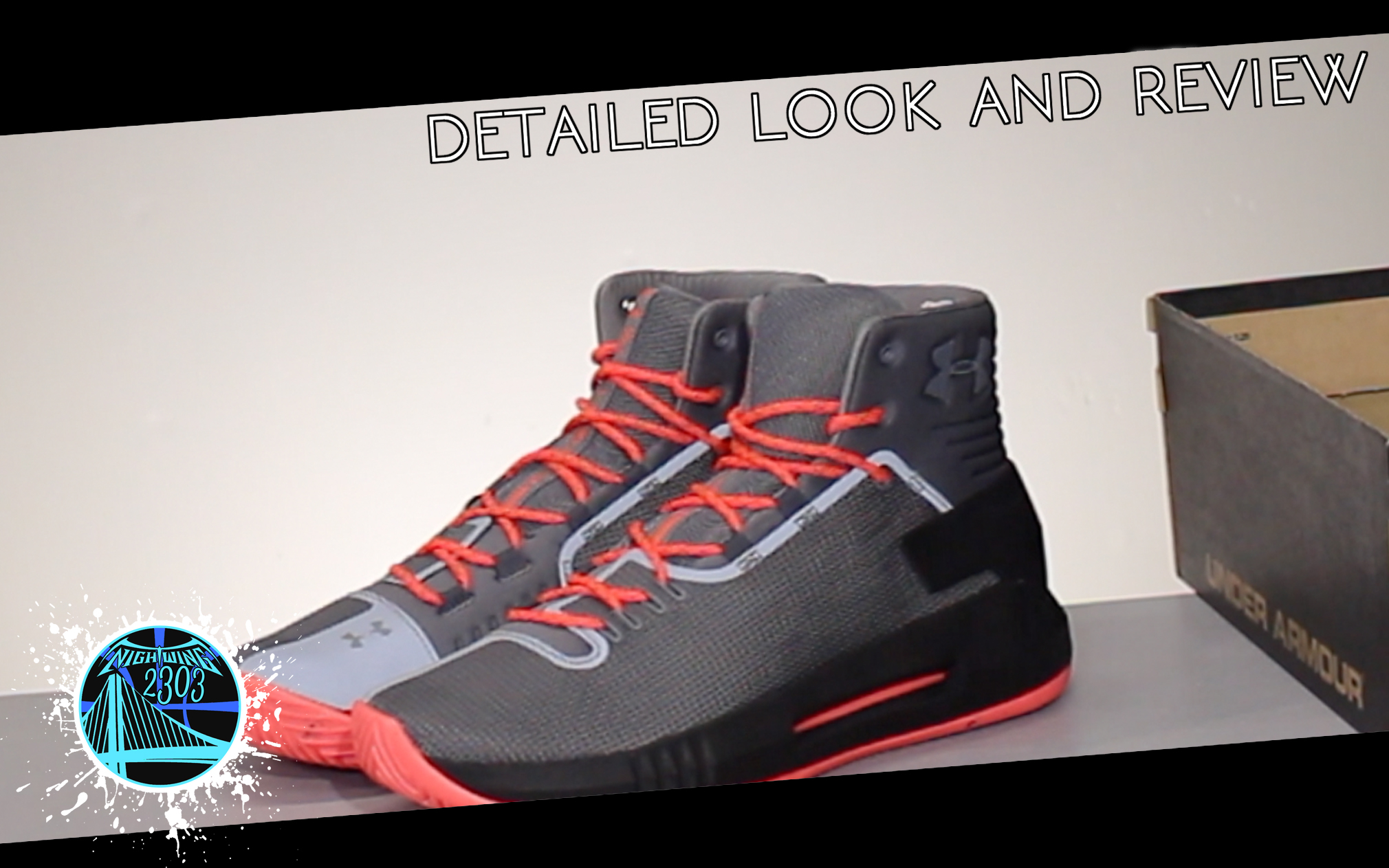 Under Armour Drive 4   Detailed Look and Review