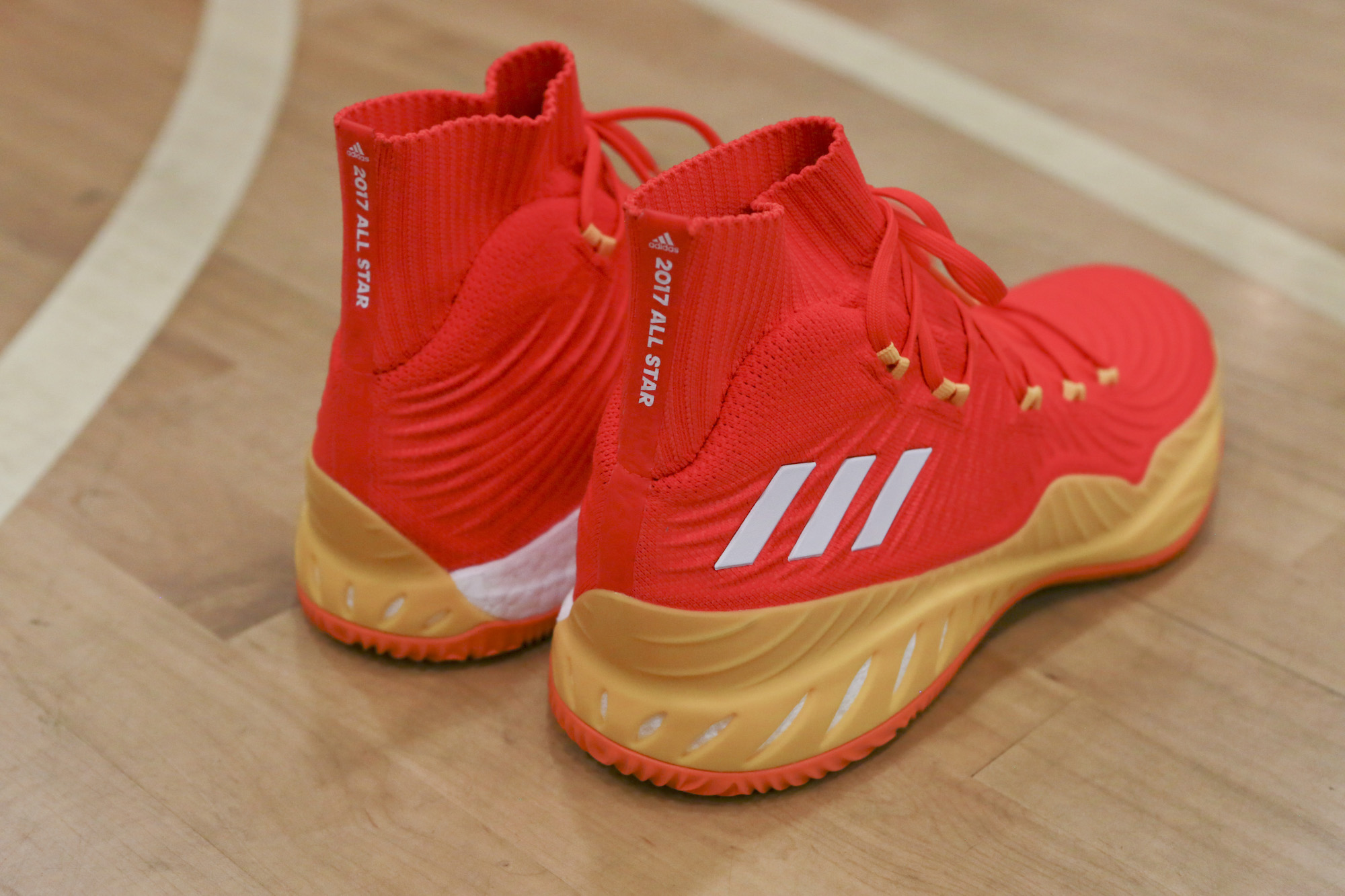 adidas Crazy Explosive 17 Candace Parker All-Star PE 1
