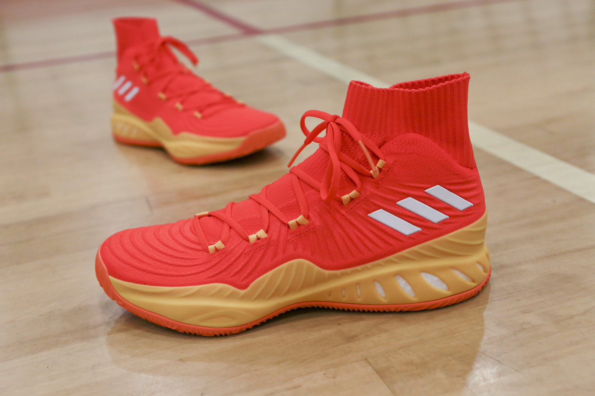 adidas Crazy Explosive 17 Candace Parker All-Star PE 2